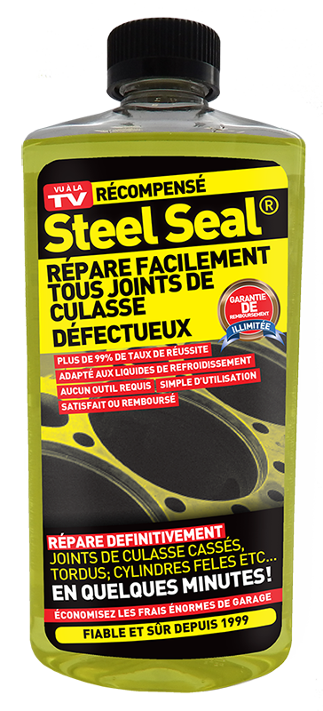video reparation joint de culasse steel seal steel seal. Black Bedroom Furniture Sets. Home Design Ideas